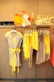 Shine as brightly as the sun, in radiant lemon yellow. Dress $59.90